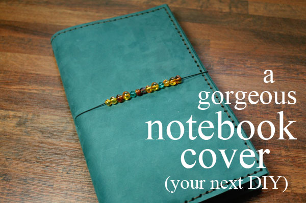Make Your Own Fauxdor/Midori-Inspired Traveller's Notebook