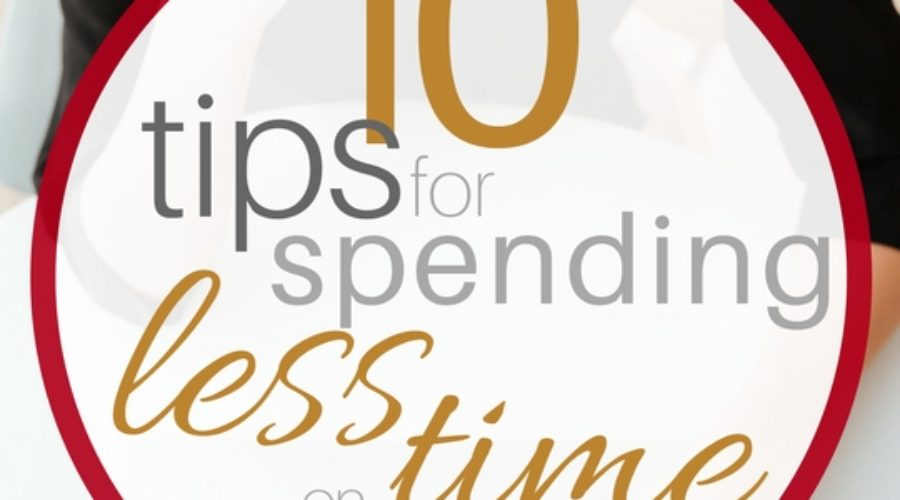 10 Tips for Spending Less Time on Facebook